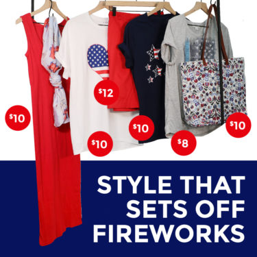 Bold Fourth of July Looks for Women
